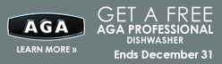 AGA Various 3 Piece Kitchen Package