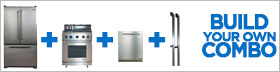 Dacor Renaissance Stainless Steel 4 Piece Kitchen Package