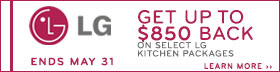 LG Various  Piece Kitchen Package