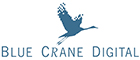 Blue Crane Digital Logo