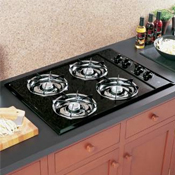 Click to view all Built-In Cooktops