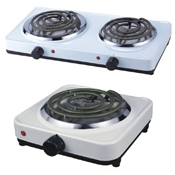 Click to view all Electric Burners