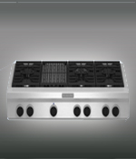 Click to view all Commercial Cooktops