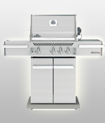 Click to view all Commercial Grills