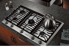 dacor distinctive rangetop