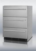 Click To View All Drawer Freezers