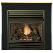 Click to view all Gas Fireplaces