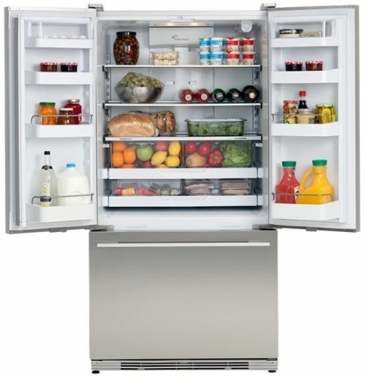 Dcs Fisher Paykel French Door Refrigerator Appliances Connection