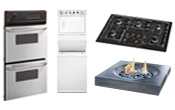 Click to view all Gas Appliances