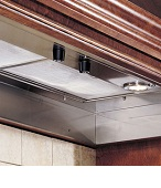 dacor integrated range hoods