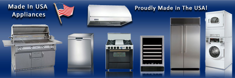Made in US-Appliances