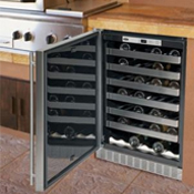 Click to view all Outdoor Wine Coolers