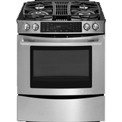 Click to view all Slide-In Gas Ranges