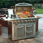 Click to view all Stainless Steel Grills