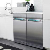Click to view all Stainless Steel Washers and Dryers