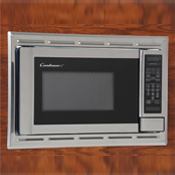 Click to view all Stainless Steel Microwaves