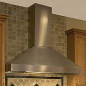 Click to view all Stainless Steel Range Hoods