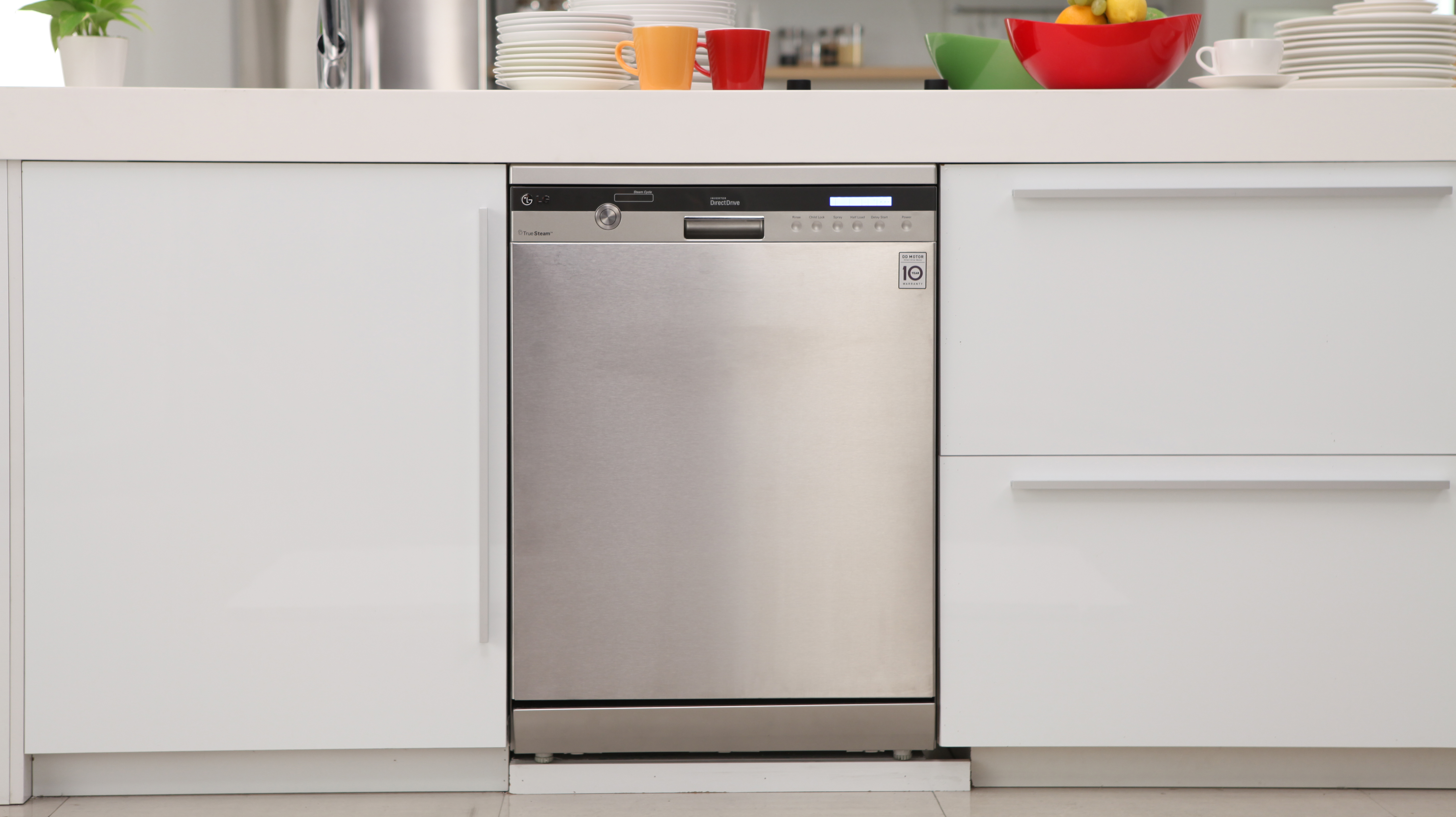 week it installed single the dishwashers required decided my reno we told complete life ourselves installation to a tag drawer were platform mid dishwasher