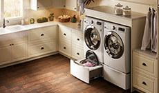 The Five Most Reliable Luxury Front Load Washers for 2018