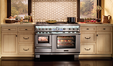 The Top Five Dual Fuel Double Ovens of 2018