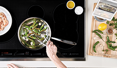 Hestan Smart Induction Cooktops | Pushing the Limits of Innovation
