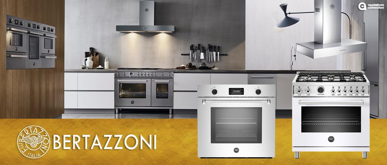 Best High-End Appliance Brands: Bertazzoni