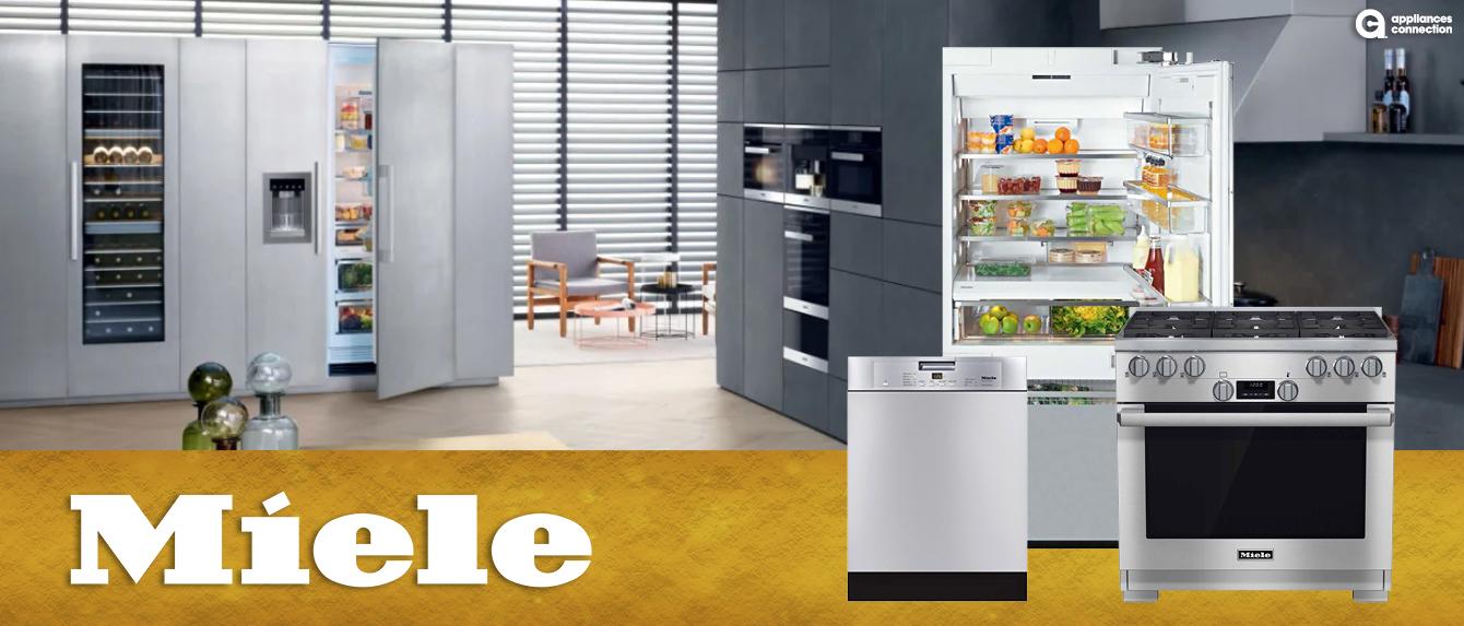 Best High-End Appliance Brands: Miele