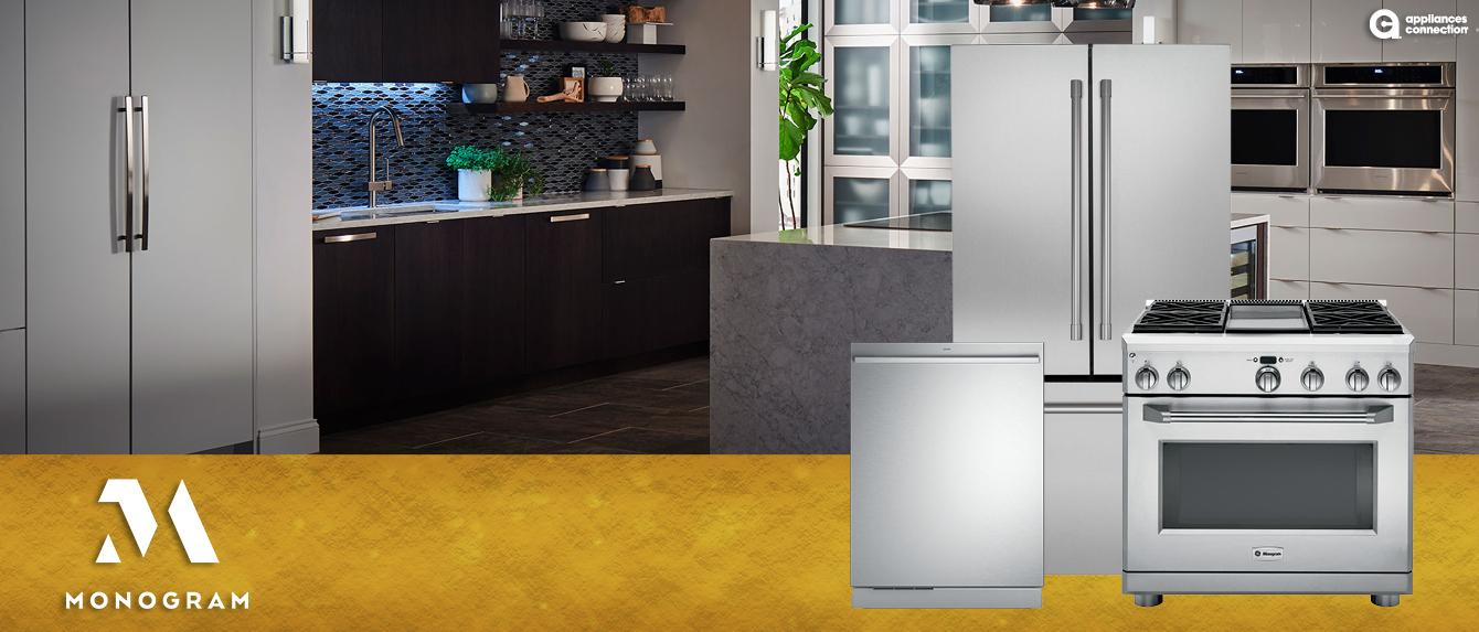 Best High-End Appliance Brands: Monogram