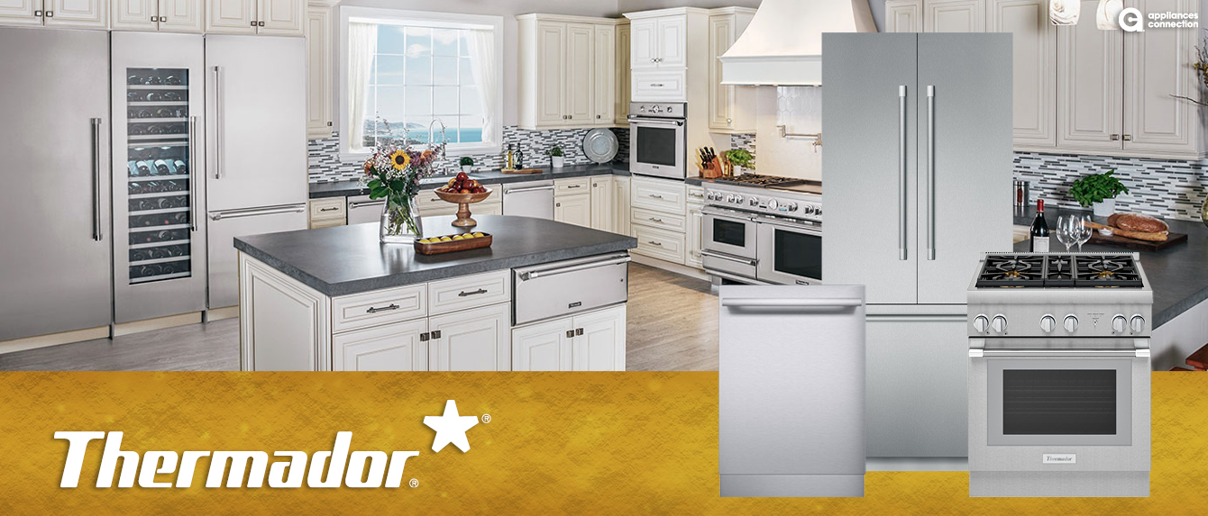 Best High-End Appliance Brands: Thermador