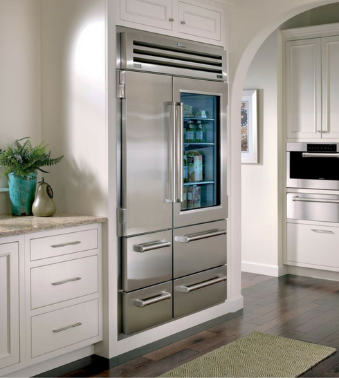 The Top 5 Sub Zero Refrigerators Of 2017 Liances Connection