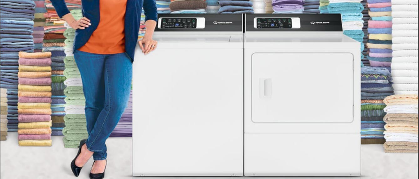 887420 Washer Dryer Set