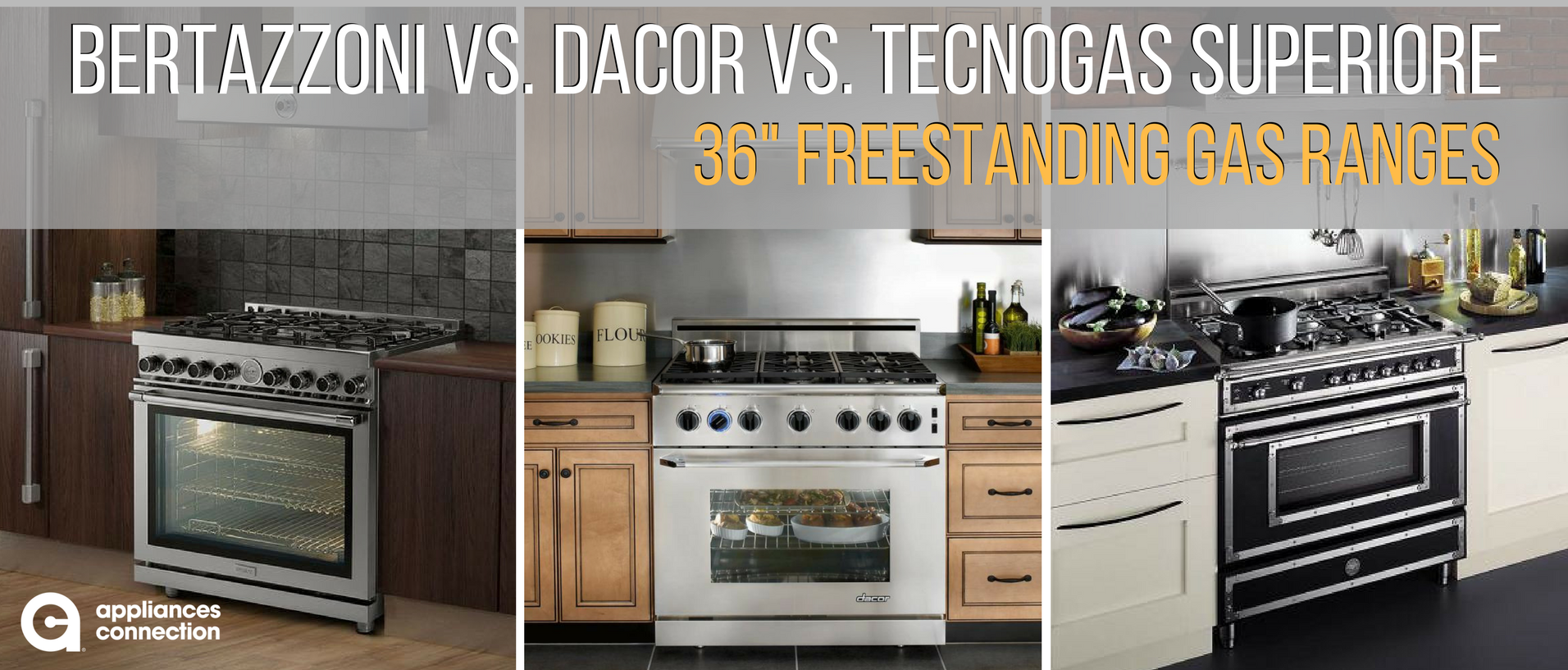Outstanding 36 Inch Freestanding Gas Ranges Bertazzoni Vs Dacor Vs Download Free Architecture Designs Itiscsunscenecom