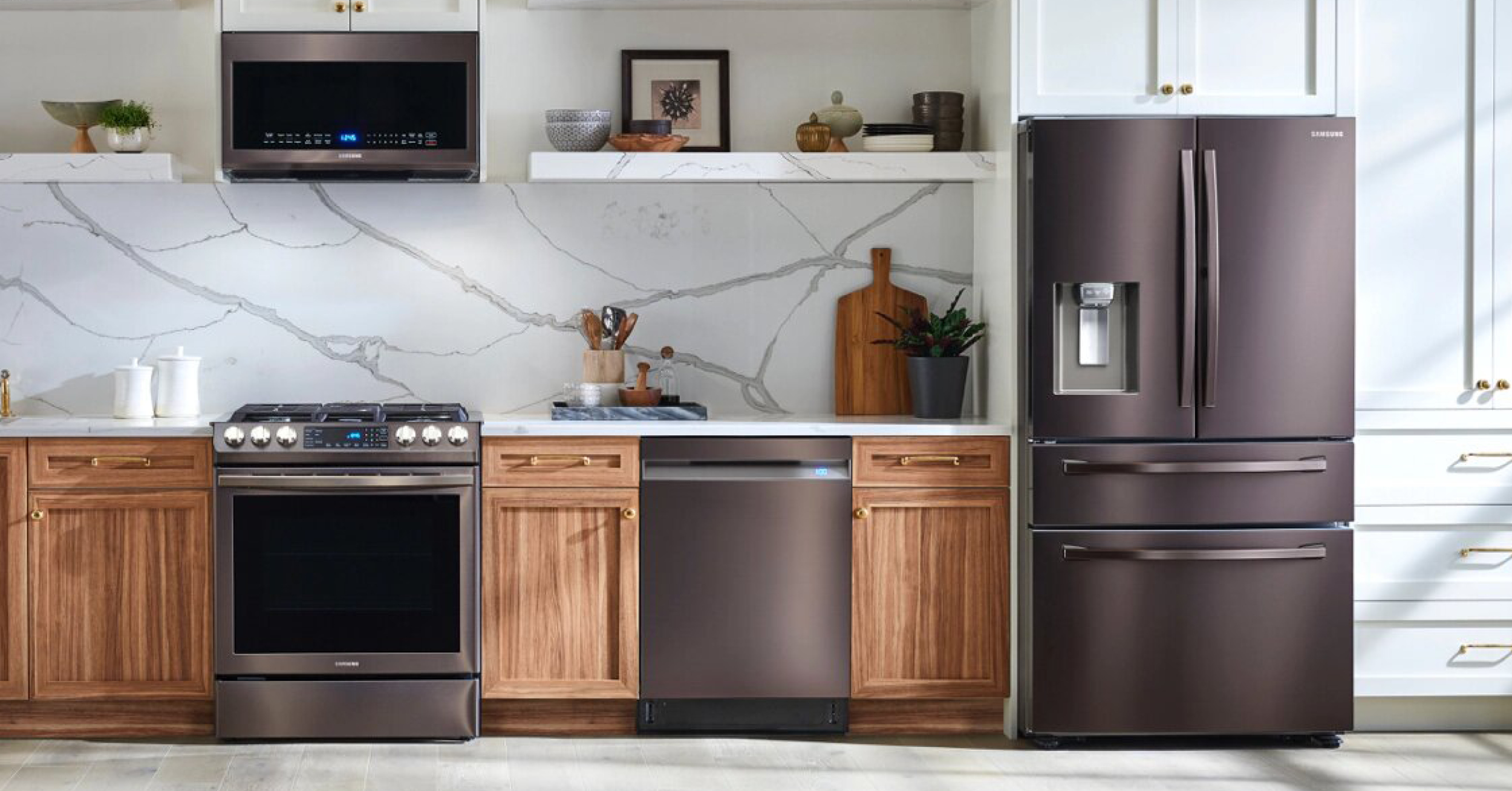 The Best Kitchen Appliance Finishes Of 2021 Appliances Connection