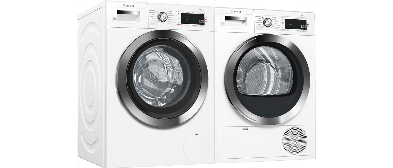 Bosch Washer and Dryer Set
