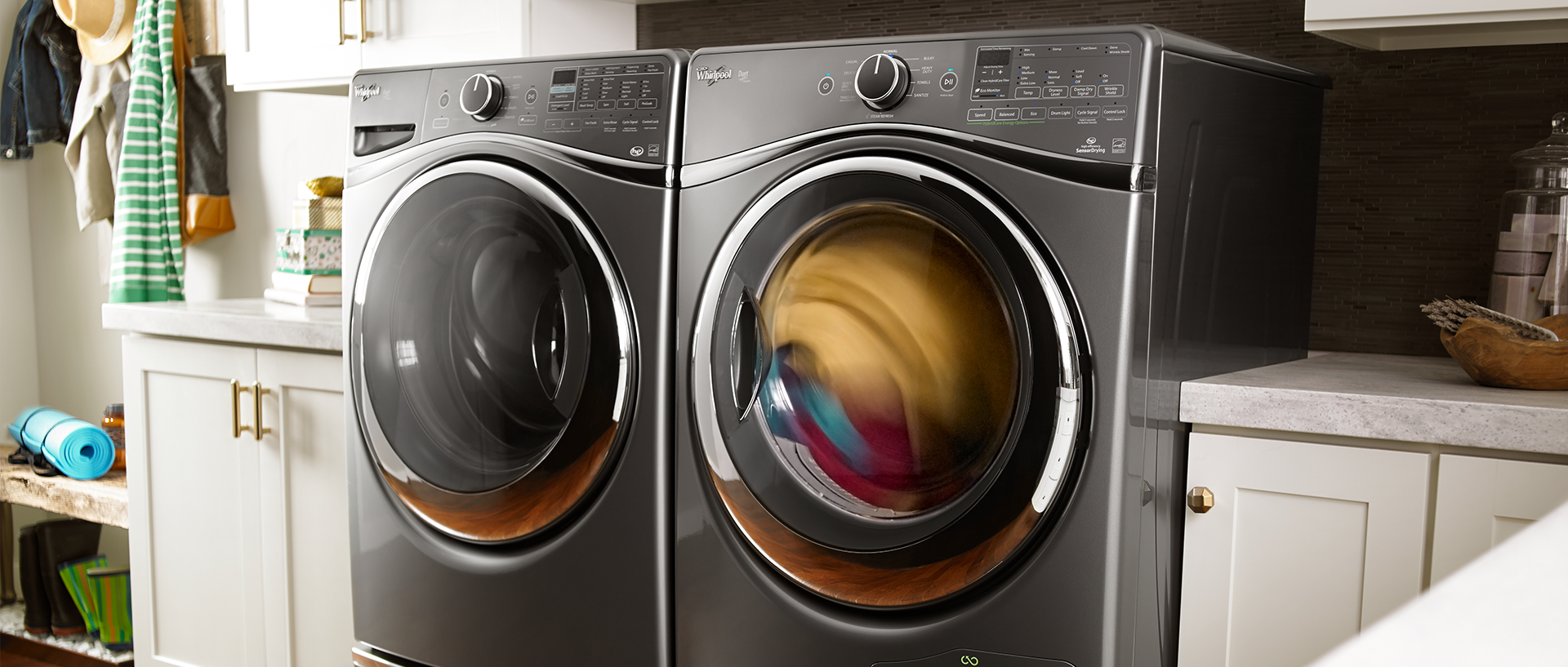 Washer Guide Stackable Vs Side By Side Appliances Connection