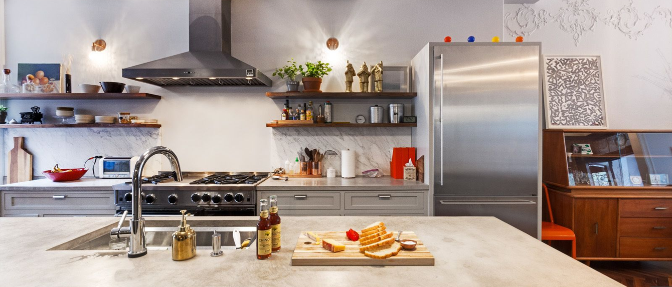 3 Beautiful Kitchen Ideas For Brooklyn Brownstones Appliances Connection