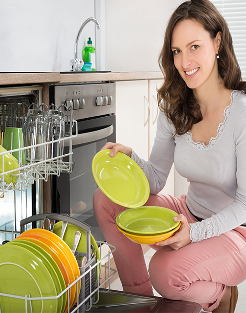 Energy Star Rated Dishwashers