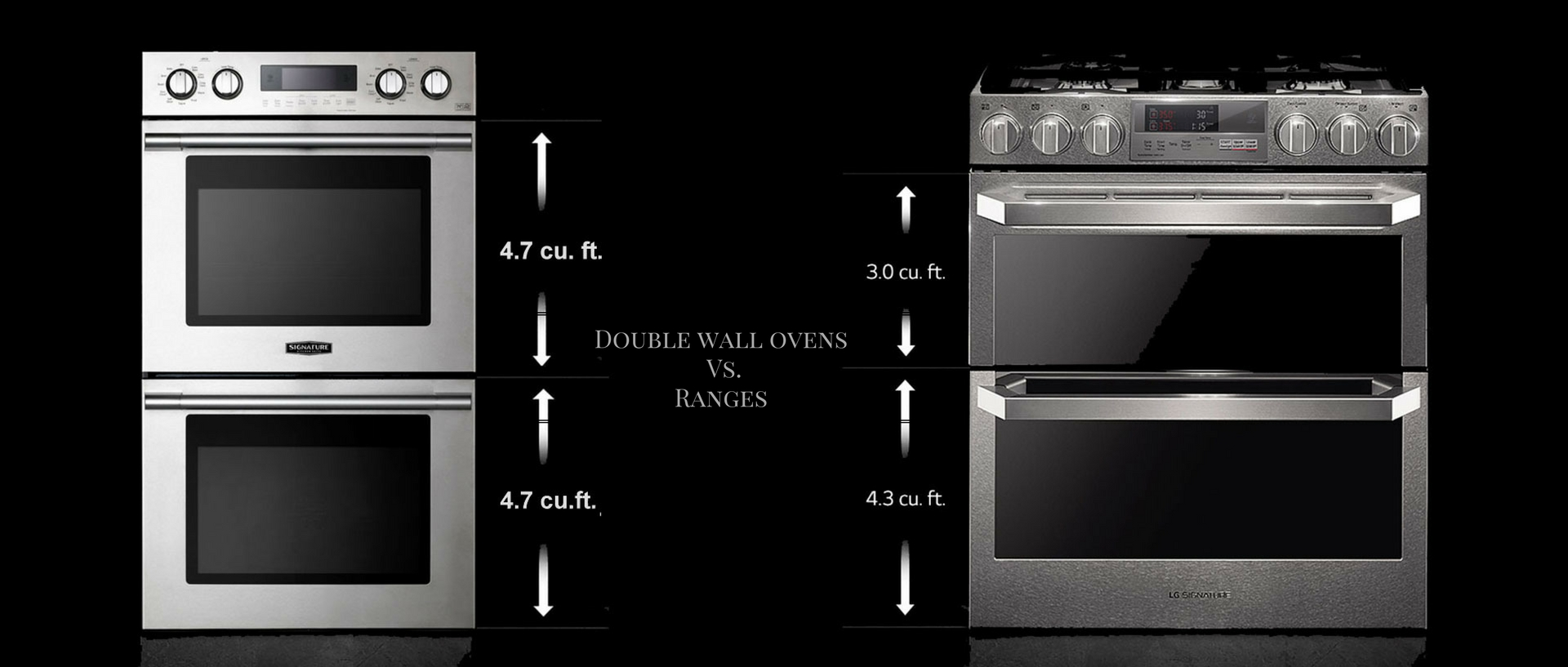 Large Capacity Ovens Liances