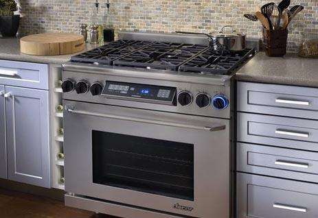 36 Gas Range >> Top Ten 36 Inch Ranges Of 2017 Appliances Connection