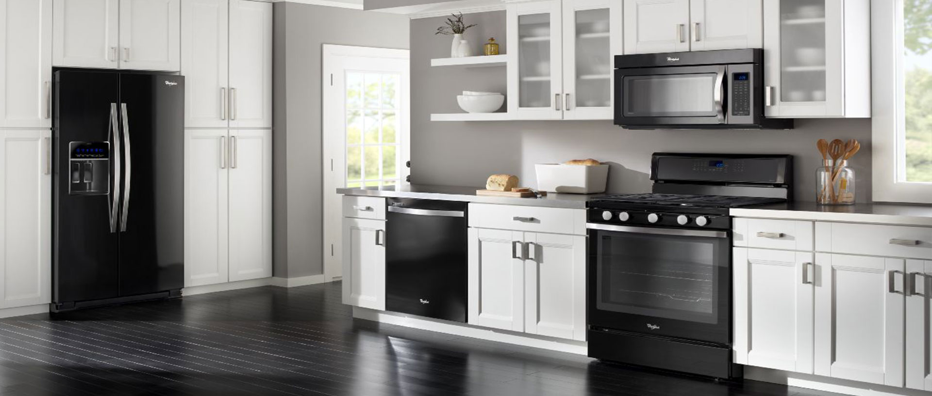 New Kitchen Appliance Colors