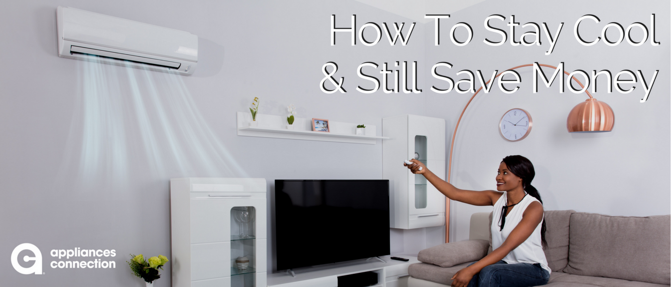 Banner for How to stay cool and still save money