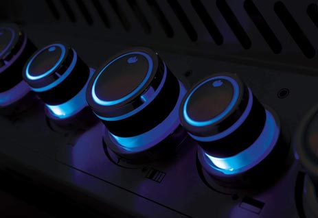 Illuminated Knobs
