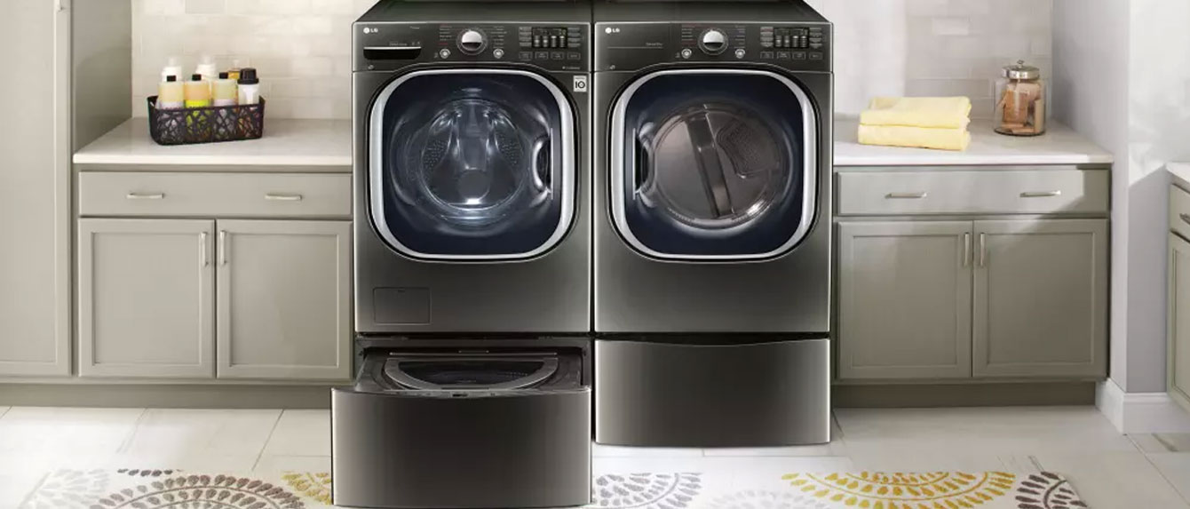 Washer Dryer Set | Bruin Blog
