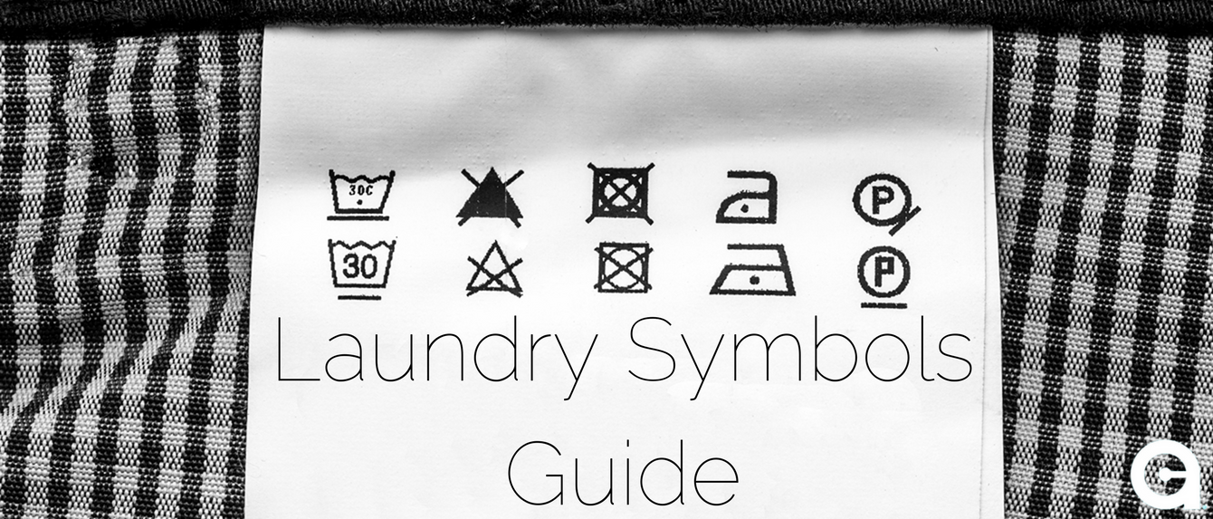 Laundry Symbols Guide Appliances Connection