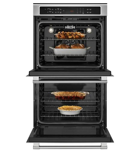 Maytag MEW9630FB Double Wall Oven