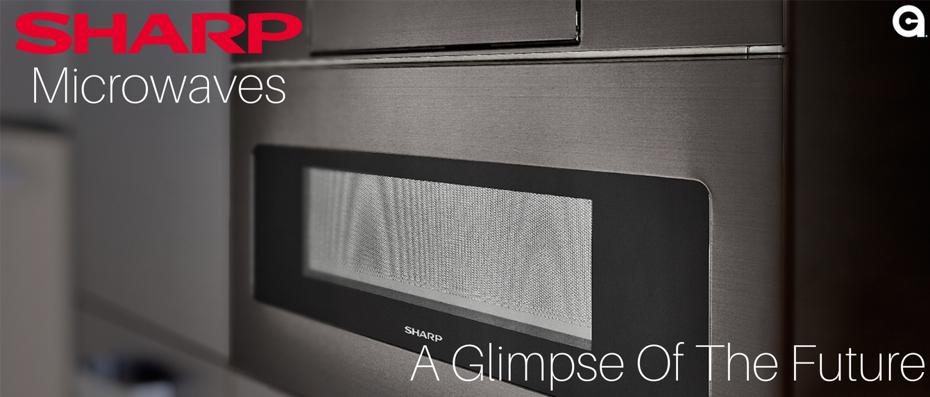 Sharp Microwaves Banner