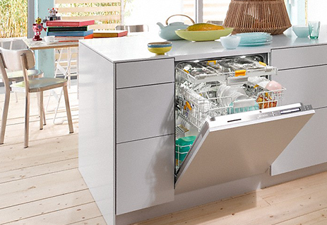 Miele Dishwasher 1