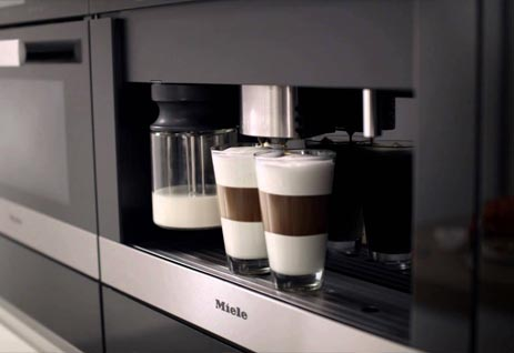 Miele Cva6405 Double Cups This Coffee Maker