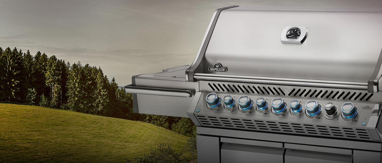 Review of the Napoleon Prestige PRO Series 77 Inch Grill