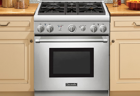 Thermador PRG304GH PRO Harmony Series 30 Inch Freestanding Gas range